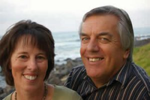 Graham and Andrea Sercombe